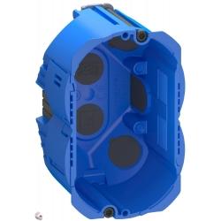 Fuga Air forfradåse 2 modul blå
