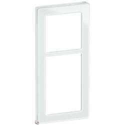 Fuga Pure designramme 2,5M hvid