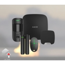 SOLAR PLUS AJAX ALARM-2 KIT (SÆT)