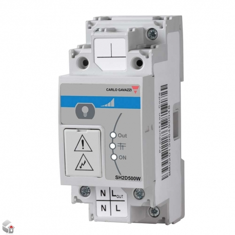 Power dimmer up to 500W with Energy Reading