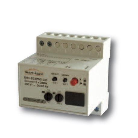 Smart House Universaldimmer Schalter 2x230W BH4-D230W2-230