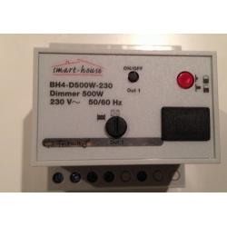 Smart house universal lysdæmper 1x500W
