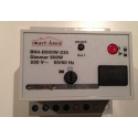 Smart house universal dimmer switch 1x500W