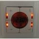 Rumtemperatur regulator med display