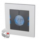 Eunica Design Room thermostat with display