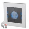 Eunica Design Rumtermostat med display