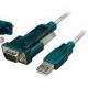 USB 2.0 til RS232 Adapter (9-pol)