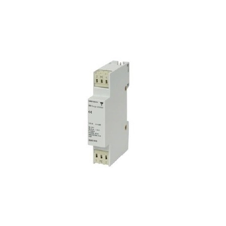 Overvoltage protection of smart-house bus
