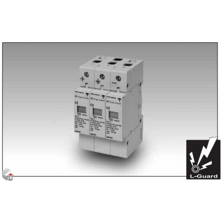 Surge protection 3-phase