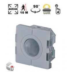 Aurora line, Light Switch with PIR Sensor and Luxmeter