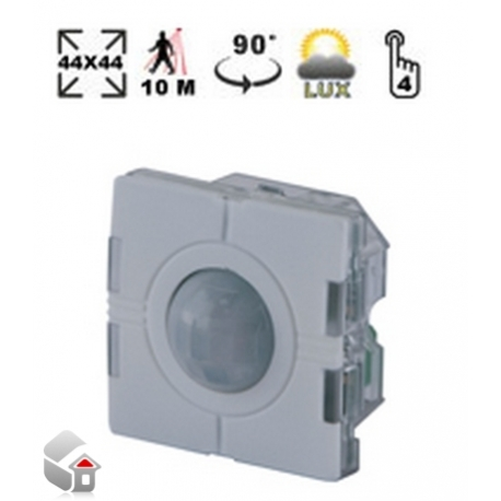 Aurora-Serie - Lichtschalter mit PIR-Sensor