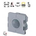 Aurora-Serien, Lyskontakt med PIR-sensor og Luxmeter