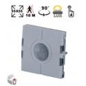 Eunica--Serie - Lichtschalter mit PIR-Sensor und Luxmeter