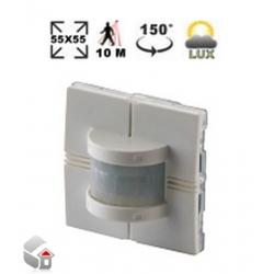 Eunica-Serie - PIR-Sensor und Luxmeter