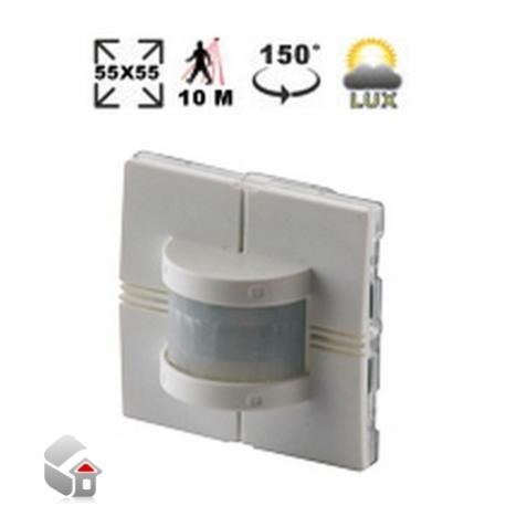Eunicaserien, PIR-sensor og Luxmeter