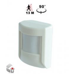 PIR-Sensor til Undendørs / Indendørs Brug