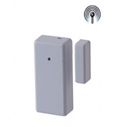 Wireless window sensor