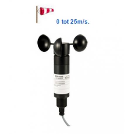 Schalenanemometer
