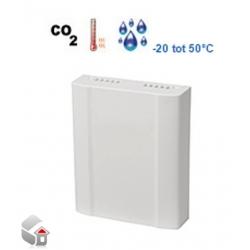 CO2, Temperatur und Feuchte-Sensoren