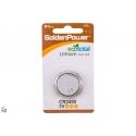Lithium button battery CR2450 Parkone 3V