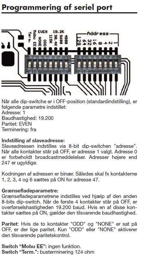 Smart House Danmark Vejrstation diagram