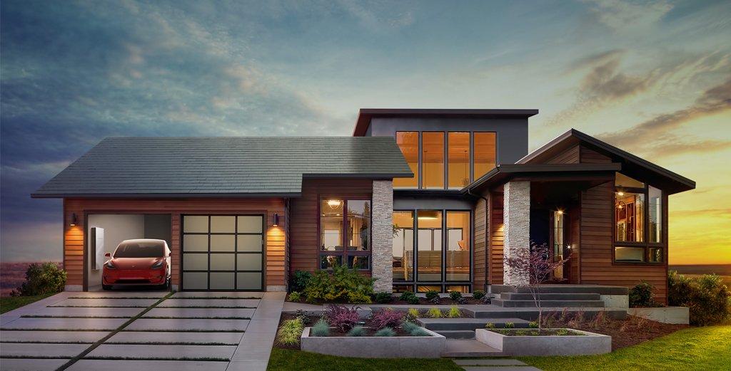 Smart House Tesla