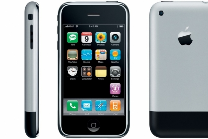 Today, it's 10 years since the first iPhone was put up for sale